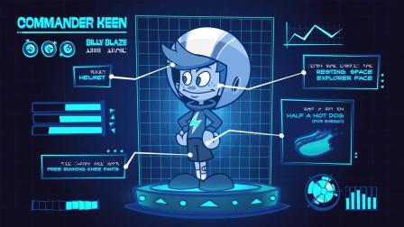 E3 2019 id Software经典游戏《指挥官基恩》推出手游版