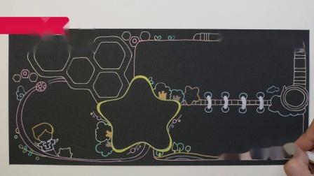 5成品范例 黑板报 1
