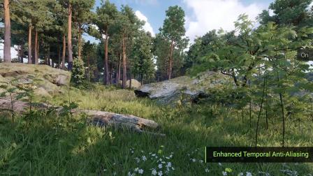 UNIGINE 2.8 Features Highlights