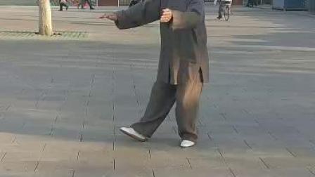 2018麻老师新编陈氏传统拳竞赛套路