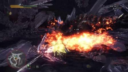【小狼幻月】怪物猎人世界22 爆锤龙萌翻了!