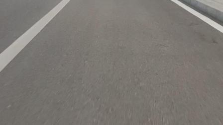 骑行重庆市梁平区双桂湖公园1(从晚上7点多到天黑)
