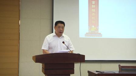 绵阳市游仙职业技术学校2019年普通高考壮行仪式.