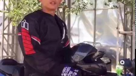 摩托车辣条的使用