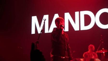 【Strawberry Alice】瑞典摇滚乐队Mando Diao 2019上海 - 05 Good Times,05-31 ModernSkyLAB