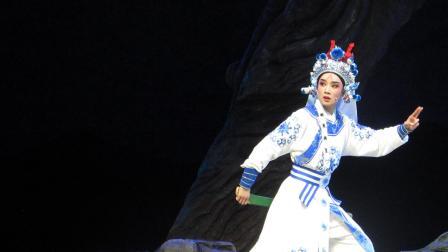2019.6.11绍兴大剧院杭州越剧院《香莲案》杀庙韩琪片段2
