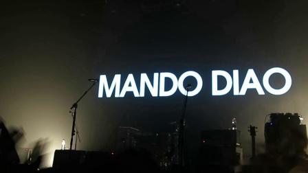 【Strawberry Alice】瑞典摇滚乐队Mando Diao 2019上海 - 返场前,05-31 ModernSky