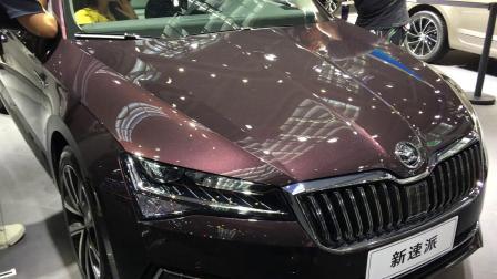 【2019深港澳国际车展】R8敞篷-天际ME-S概念车-新速派-XT6-RDX A-Spec概念车