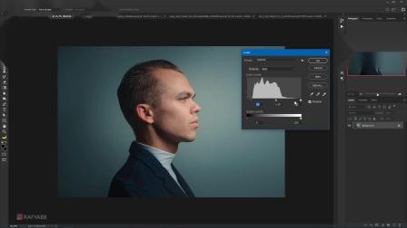 photoshop教程ps人脸特效制作方法