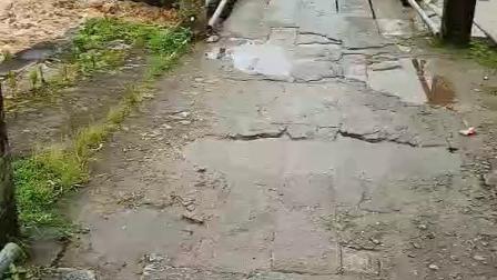 2019.06.10下车百年五眼桥遭遇特大暴雨