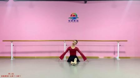 张暾舞蹈-中国舞 民族舞 古典舞 芭蕾舞 考级教材 第二级 《大脚丫小脚丫》