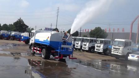 湖北大力汽车公司洒水车.干式扫路车.洗扫车系列