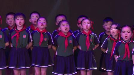 鹤城区伟才幼儿园大班毕业诗《我们毕业了》