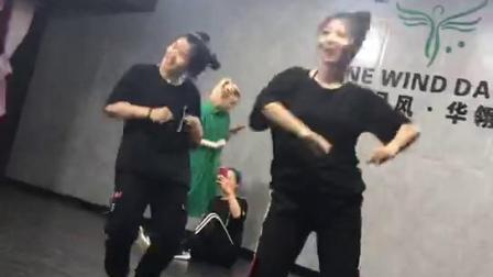 常州新北爵士舞简单网红抖音舞蹈帅气编舞零基础系统培训六月风华翎