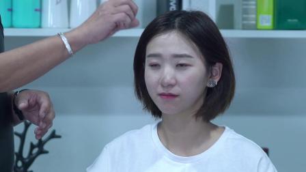 最新流行发型之个性女士发型裁剪