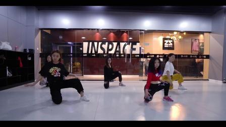 INSPACE舞蹈-Piggy老师-Girl's Style 进阶课程-Sexy