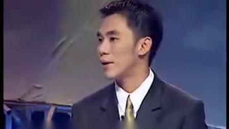 2003国际大专辩论赛决赛(马薇薇黄执中)
