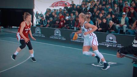 U18世界杯球星集锦—美国女篮球员杰克逊
