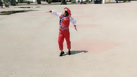 参加清河镇广场舞联谊会