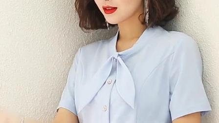 2019夏季新款小西装套装正装外套工作服职业装女马甲西服气质工装