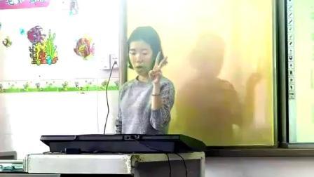 辽海版小学四年音乐级音乐上册4. 我们美丽的祖国-阮老师优质课视频(配课件教案)