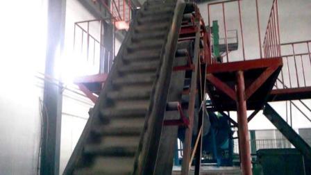 新乡市宝迪机械设备有限公司大倾角皮带输送机