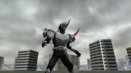 假面骑士超巅峰英雄 坚甲完成修炼