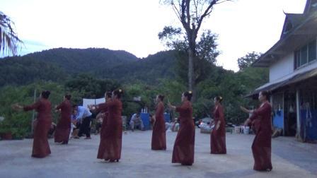 傣族舞蹈【我们是一家人】编导:旺扁