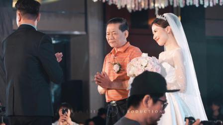 【青年映画总监档双机】婚礼电影 | 惠州皇冠酒店