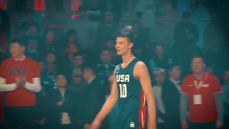 U18世界杯球星集锦—美国男篮球员李·加西亚