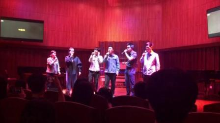 Mon人声乐团《撕裂—为Mon人声乐团而作》选段 作词作曲:金城弘