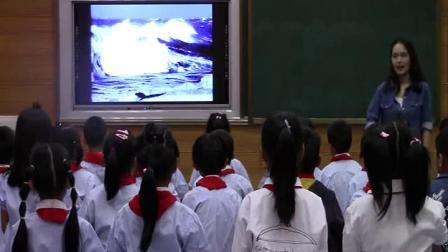人音版小学二年级音乐上册第7课 大海的歌聆听 海上风暴(片段)-黄老师优质课视频(配课件教案)