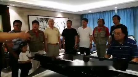 冯宝宏和他京同两地的歌友们即兴演唱