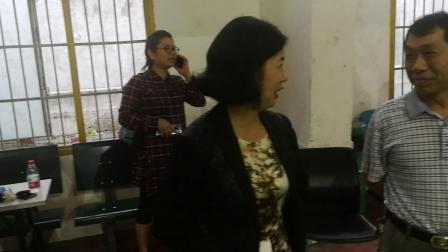 郴州市广场舞培训班结业表演《诚信之歌》