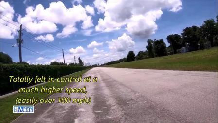 【搬运】世界上最快的遥控车 Arrma Limitless突破200km极速大关
