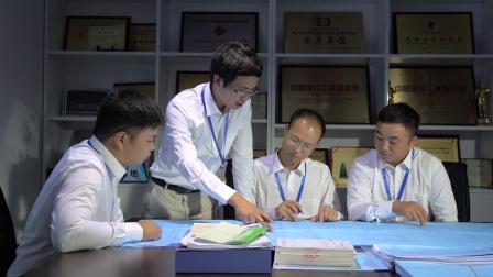 山河建设集团广东公司2018年新版宣传片