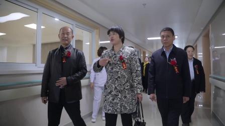 罗庄区人民医院新门诊楼开业