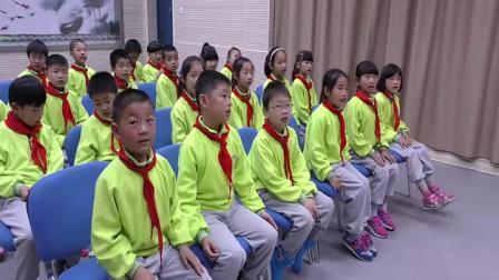人音版小学二年级音乐下册第6课 兽王演唱猫虎歌-王老师优质课视频(配课件教案)
