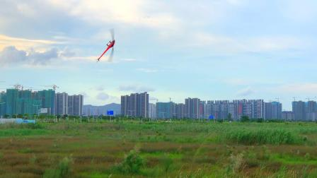 SAB Kraken 珠海北站 3D 逆风飞行