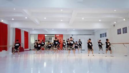 潘斯舞蹈工作室少儿街舞基础班