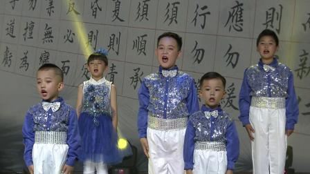 白城市朗读者语言艺术培训朗诵《中国话》