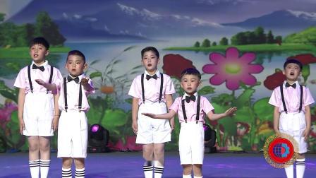 双阳区启航语言童模艺术学校朗诵《我长大了》