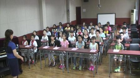 人音版小学四年级音乐下册第2课_少年的歌聆听_牧羊姑娘-康老师优质课视频(配课件教案)