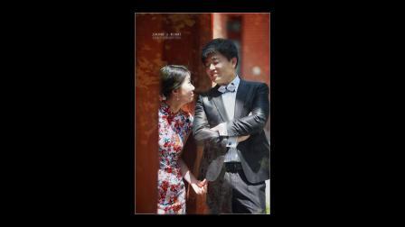 Xiaohu & Qianwen 婚纱相册视频