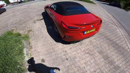 NEW! BMW Z4 M40i AUTOBAHN POV 268KMH - 166MPH TOP SPEED by AutoTopNL