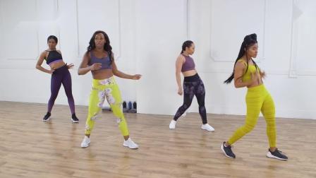 30-Minute Cardio Latin Dance Workout.30分 拉丁健身舞