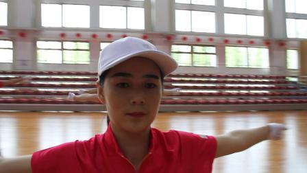 晋中市第五届运动会广播操比赛灵石县代表队展示视频