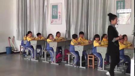 人音版小学一年级音乐下册第3课_手拉手聆听让我们手拉手-徐老师优质课视频(配课件教案)