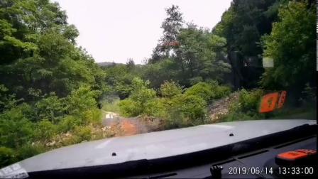 单人单车东北密林短途越野