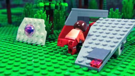 乐高lego:史酷比火星人